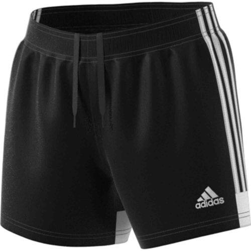 Womens adidas Tastigo 19 Shorts – Black