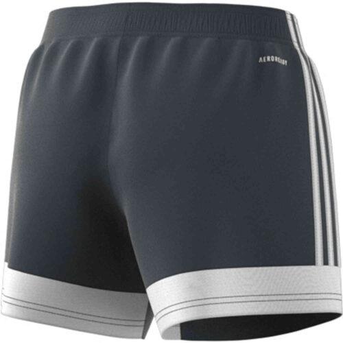 Womens adidas Tastigo 19 Shorts – DGH Grey