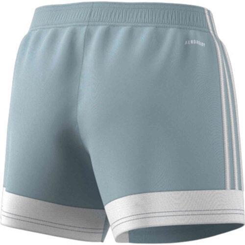 Womens adidas Tastigo 19 Shorts – Light Grey