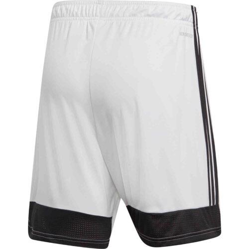 Kids adidas Tastigo 19 Shorts – White/Black
