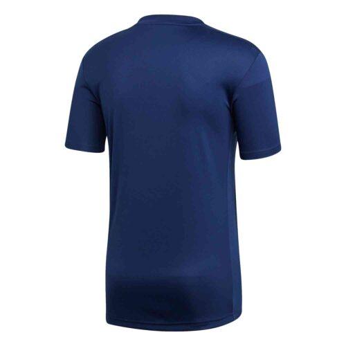 adidas Striped 19 Jersey – Dark Blue/White