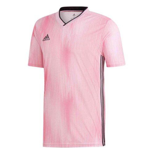 adidas Tiro 19 Jersey – True Pink/Black