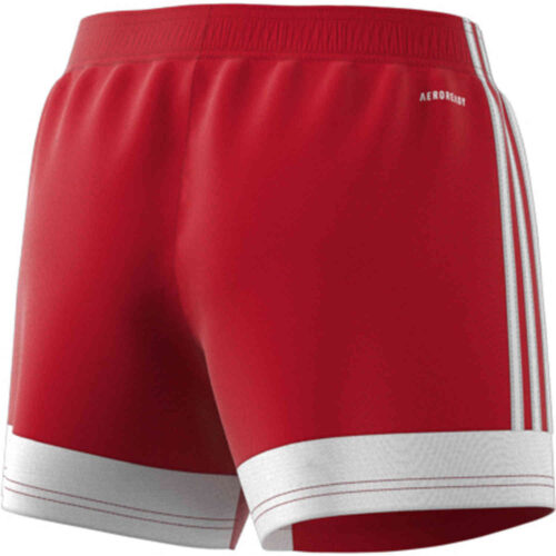 Womens adidas Tastigo 19 Shorts – Power Red