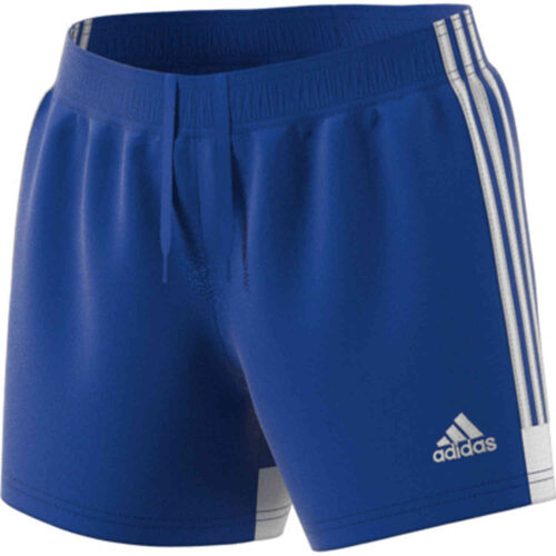 Womens adidas Tastigo 19 Shorts – Bold Blue
