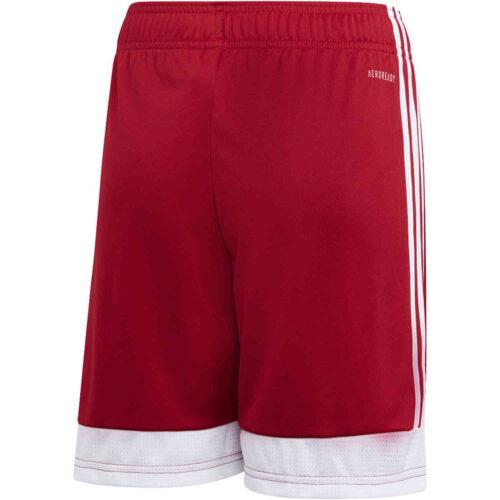Kids adidas Tastigo 19 Shorts – Power Red