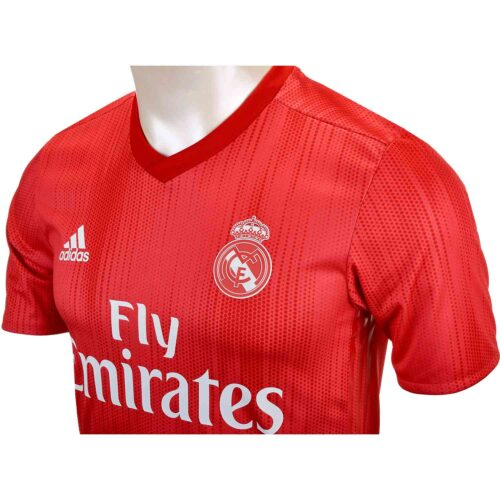 2018/19 adidas Marcelo Real Madrid Authentic 3rd Jersey