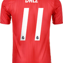 a745a2396 2018 19 adidas Gareth Bale Real Madrid Authentic 3rd Jersey - SoccerPro