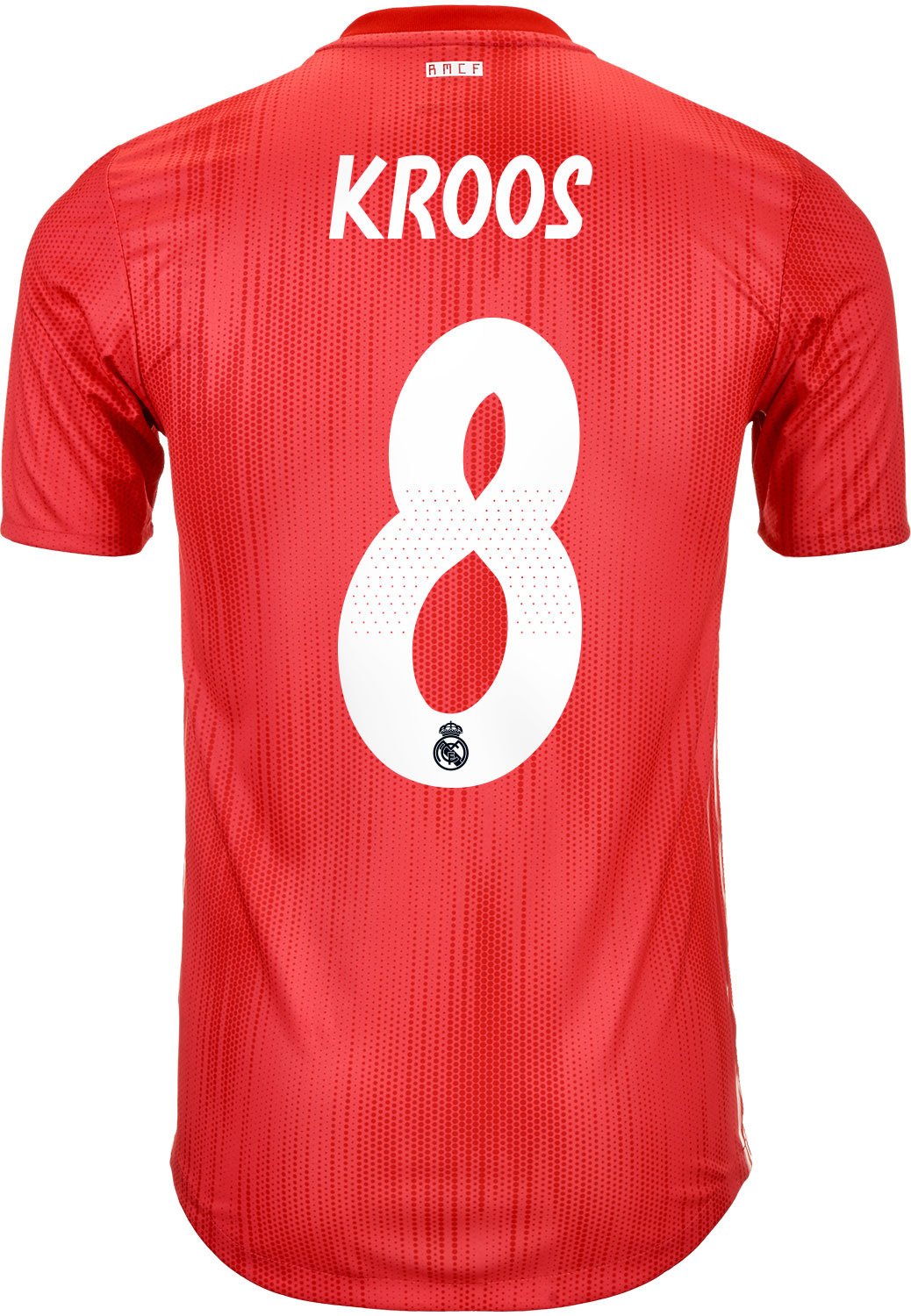 lowest price 5a51e 0c1e2 2018/19 adidas Toni Kroos Real Madrid Authentic 3rd Jersey ...