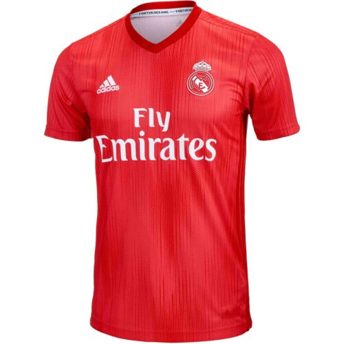 adidas Real Madrid 3rd Jersey 2018-19