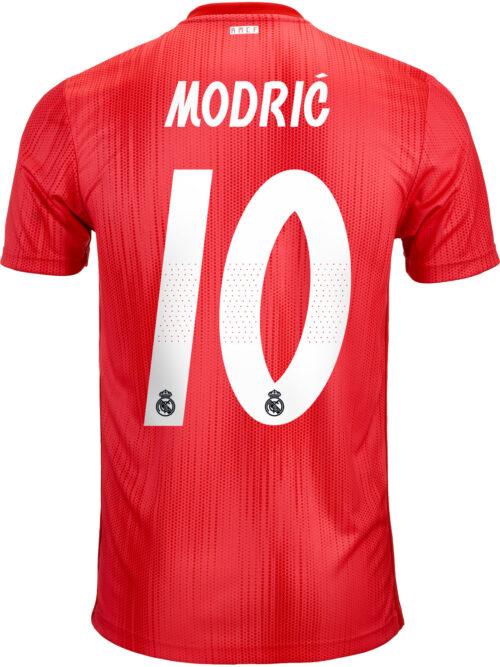 2018/19 adidas Luka Modric Real Madrid 3rd Jersey
