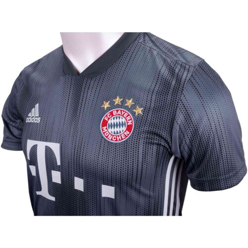 2018/19 adidas Arjen Robben Bayern Munich 3rd Jersey