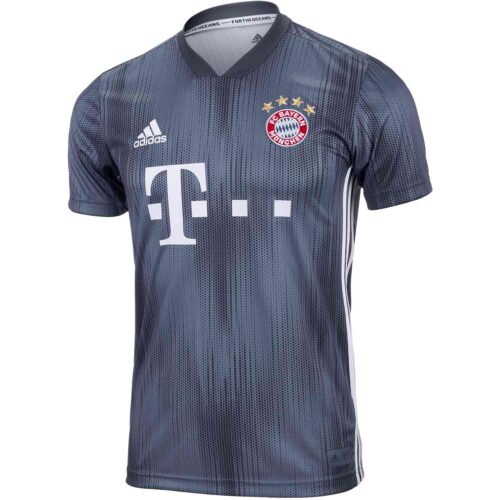 adidas Bayern Munich 3rd Jersey – Youth 2018-19