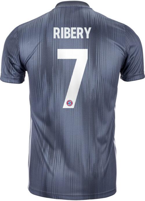 2018/19 Kids adidas Franck Ribery Bayern Munich 3rd Jersey