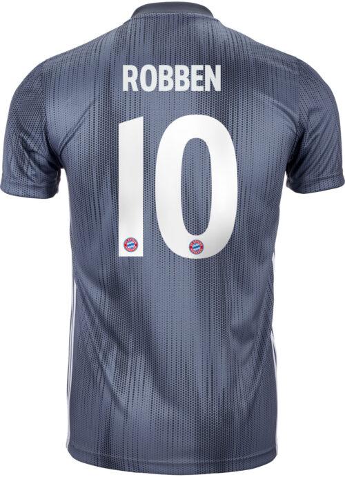 2018/19 Kids adidas Arjen Robben Bayern Munich 3rd Jersey