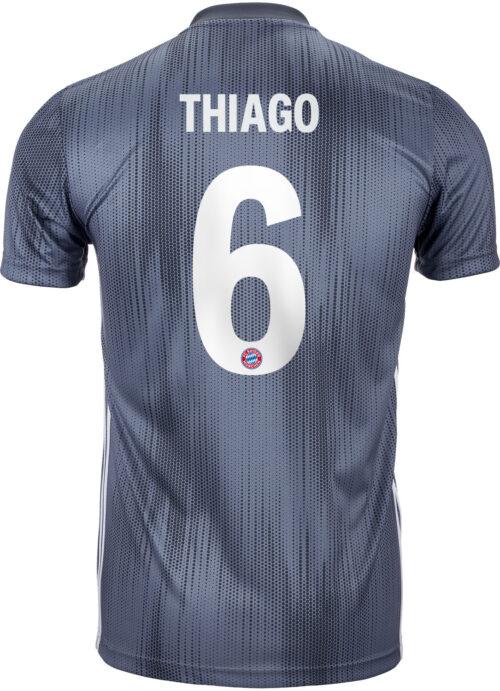 2018/19 Kids adidas Thiago Bayern Munich 3rd Jersey