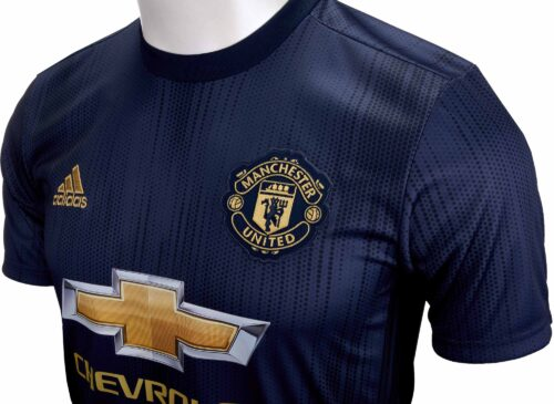 adidas Manchester United 3rd Jersey – Youth 2018-19
