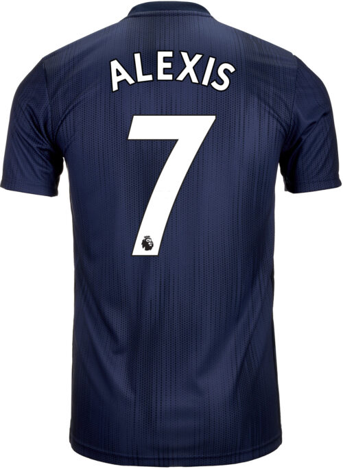 adidas Alexis Sanchez Manchester United 3rd Jersey – Youth 2018-19