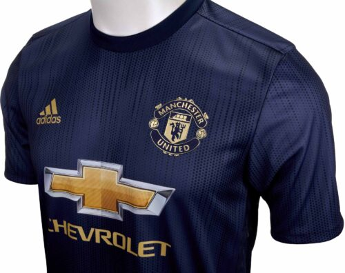 adidas Manchester United 3rd Authentic Jersey 2018-19