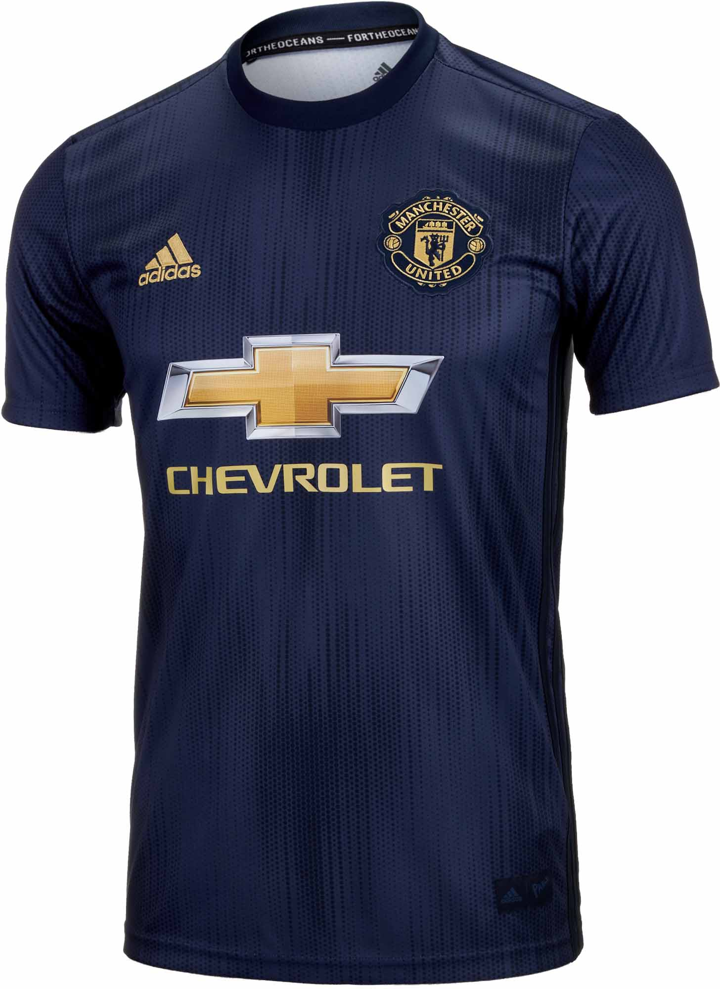 58ea56357 adidas Manchester United 3rd Jersey 2018-19 - SoccerPro