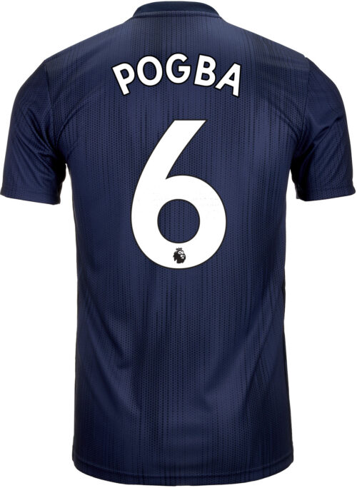adidas Paul Pogba Manchester United 3rd Jersey 2018-19