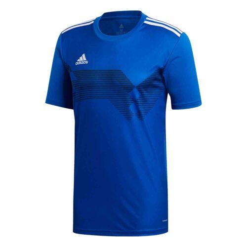 adidas Campeon 19 Jersey – Bold Blue/White