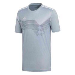 adidas Campeon 19 Jersey - Light Grey/White - SoccerPro