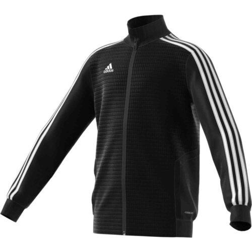 Kids adidas Tiro 19 Training Jacket – Black