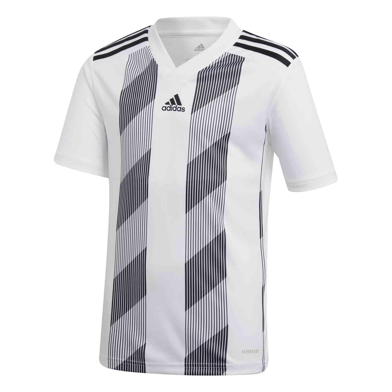 Kids adidas Striped 19 Team Jersey - SoccerPro