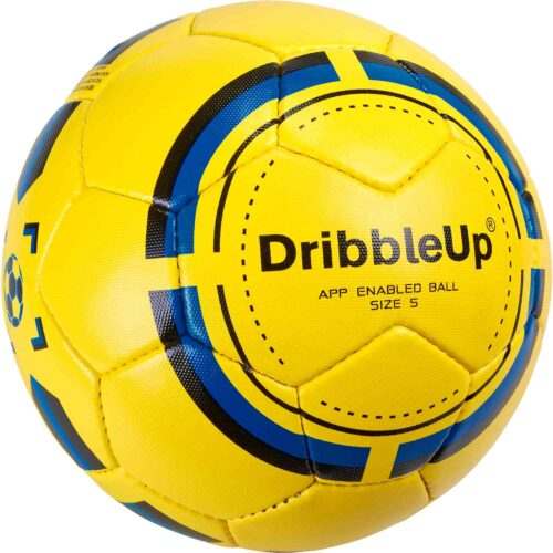 DribbleUp Virtual Coach App-Enabled Ball