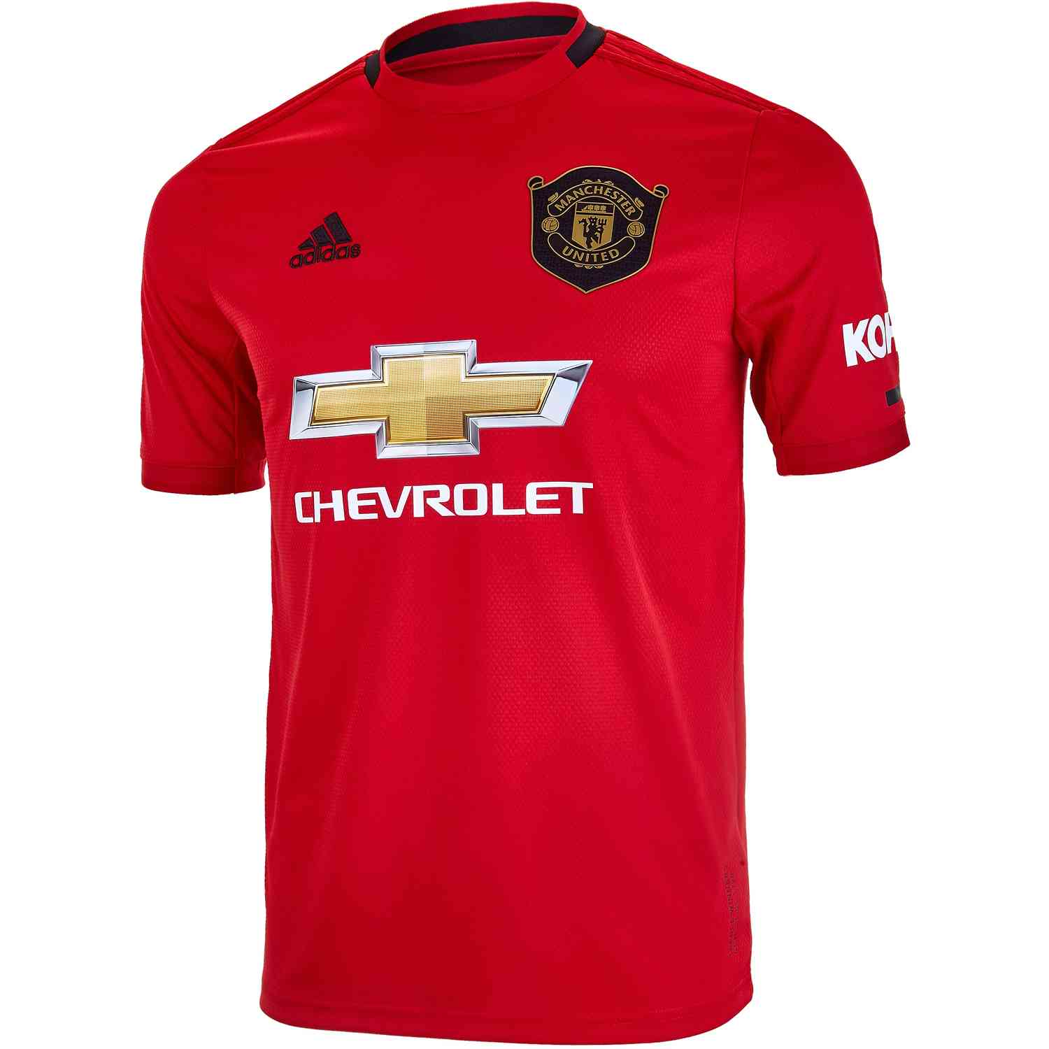 2019/20 Kids adidas Manchester United Home Jersey - SoccerPro