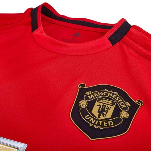 2019/20 Kids adidas Daniel James Manchester United Home Jersey