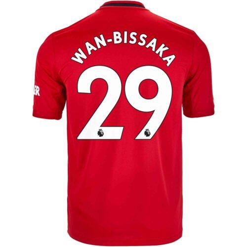 2019/20 Kids adidas Aaron Wan-Bissaka Manchester United Home Jersey