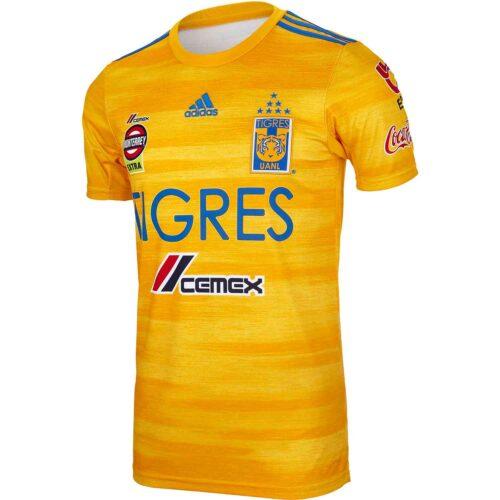 2019/20 adidas Tigres Home Jersey