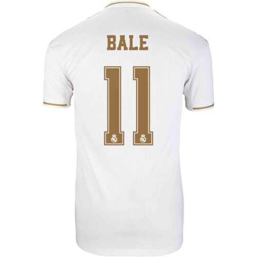 2019/20 adidas Gareth Bale Real Madrid Home Jersey