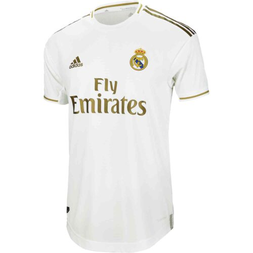 2019/20 adidas Real Madrid Home Authentic Jersey