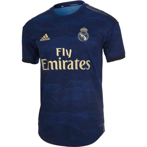 2019/20 adidas Real Madrid Away Authentic Jersey