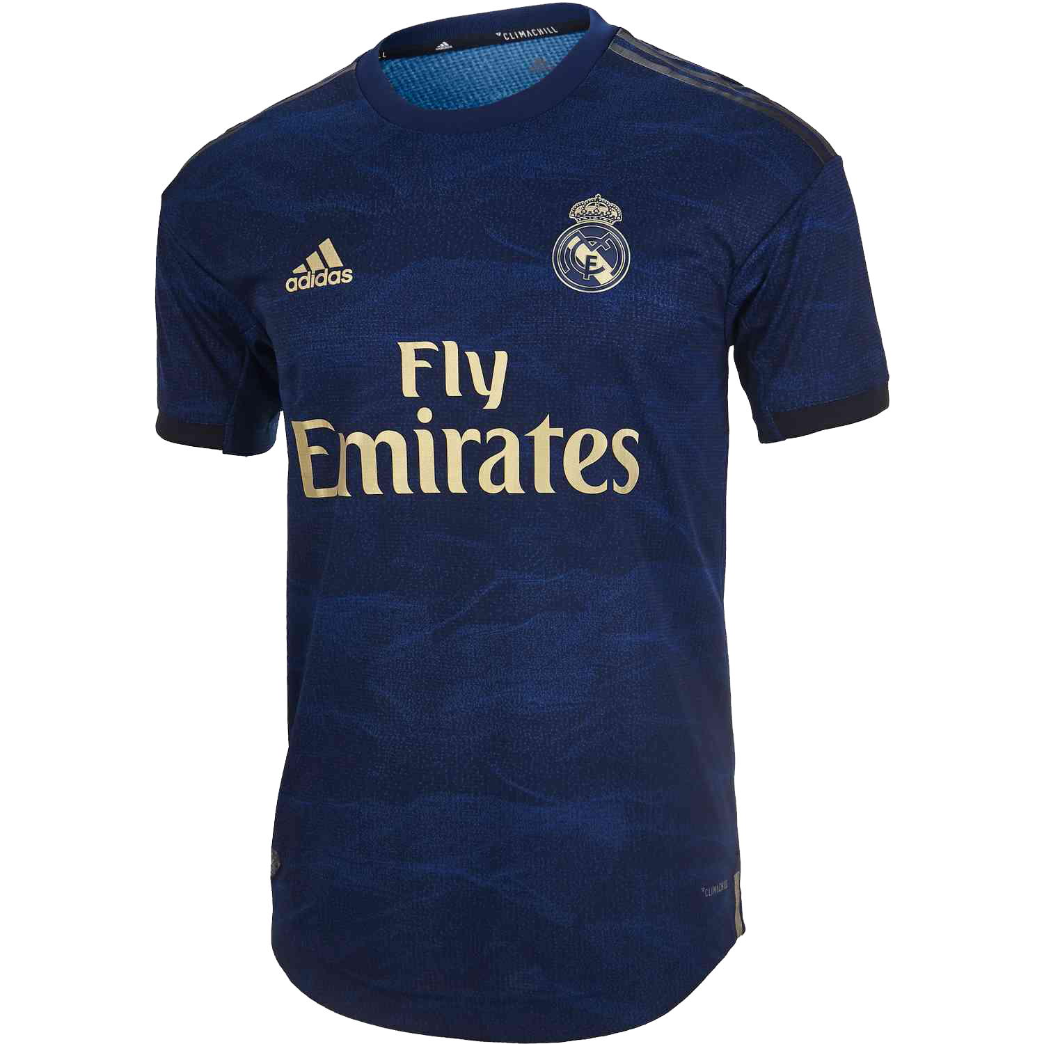 adidas Real Madrid Away Authentic Jersey