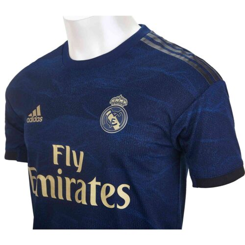 2019/20 adidas Brahim Diaz Real Madrid Away Authentic Jersey