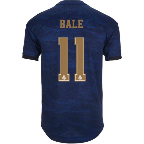 2019/20 adidas Gareth Bale Real Madrid Away Authentic Jersey