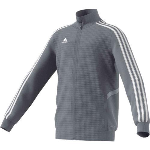 Kids adidas Tiro 19 Training Jacket – Grey