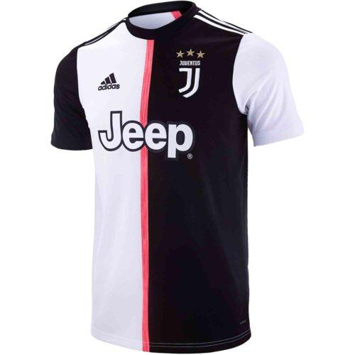 2019/20 Kids adidas Juventus Home Jersey