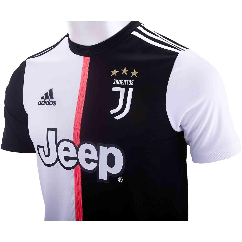 d38f1d5fd Kids adidas Juventus Home Jersey - 2019/20 - SoccerPro