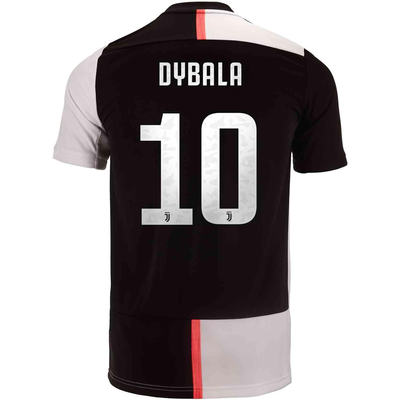2019 20 kids adidas paulo dybala juventus home jersey soccerpro adidas