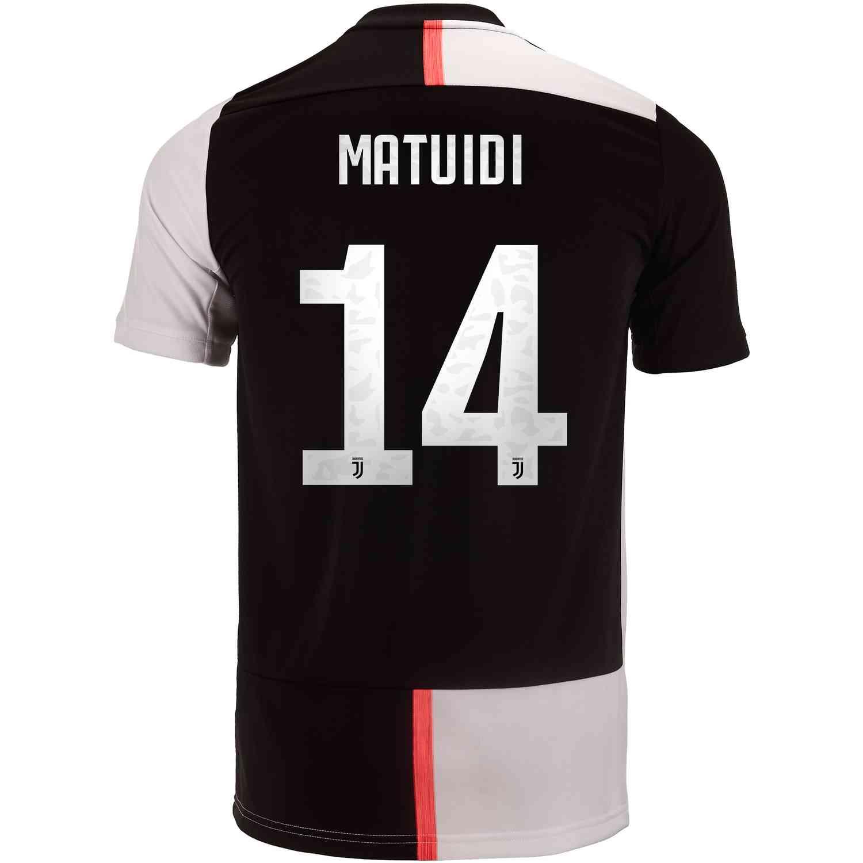 2019/20 Kids adidas Blaise Matuidi Juventus Home Jersey - SoccerPro