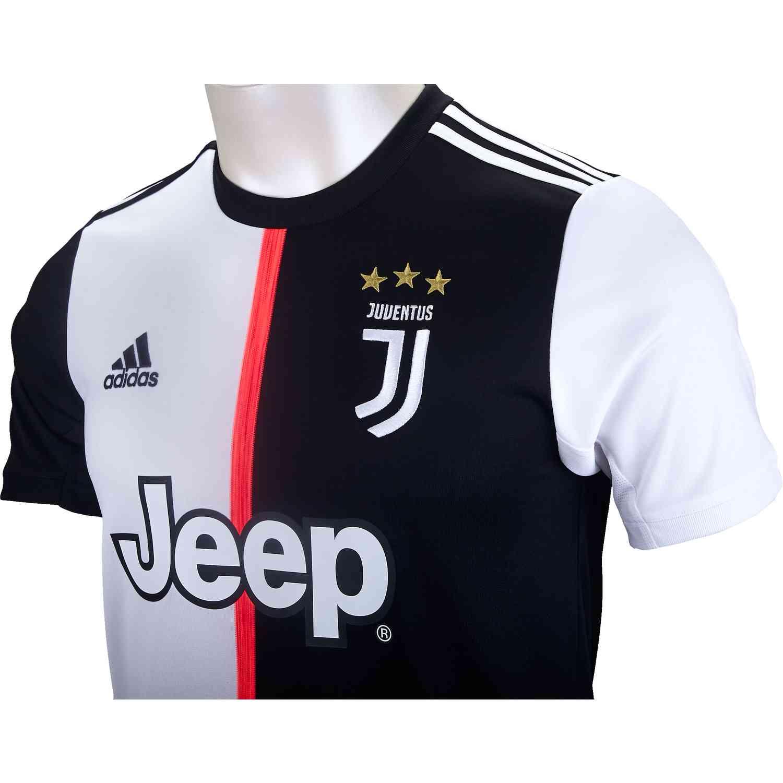 100% authentic eb972 c2ada adidas Juventus Home Jersey - 2019/20 - SoccerPro
