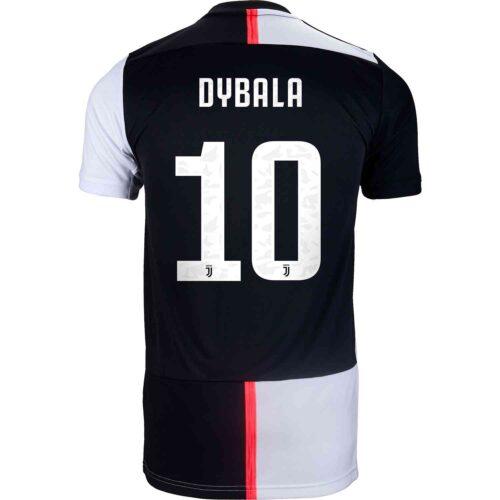 2019/20 adidas Paulo Dybala Juventus Home Jersey