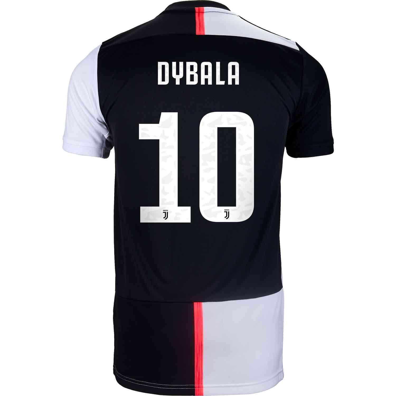 2019/20 adidas Paulo Dybala Juventus Home Jersey - SoccerPro