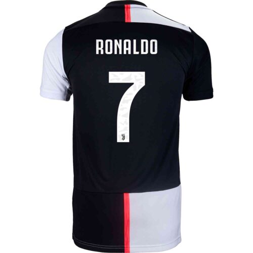 2019/20 adidas Cristiano Ronaldo Juventus Home Jersey