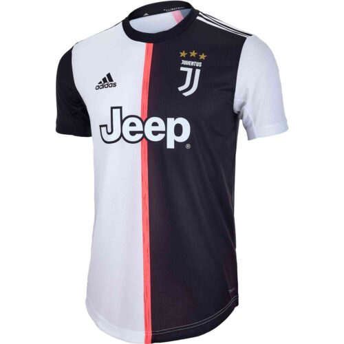 2019/20 adidas Juventus Home Authentic Jersey