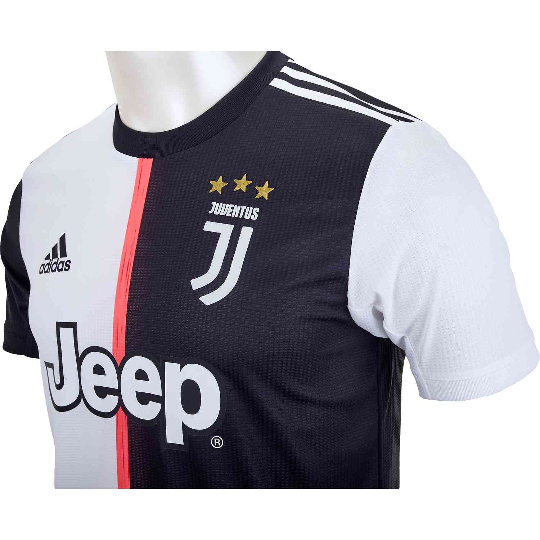 2019/20 adidas Juventus Home Authentic Jersey - SoccerPro
